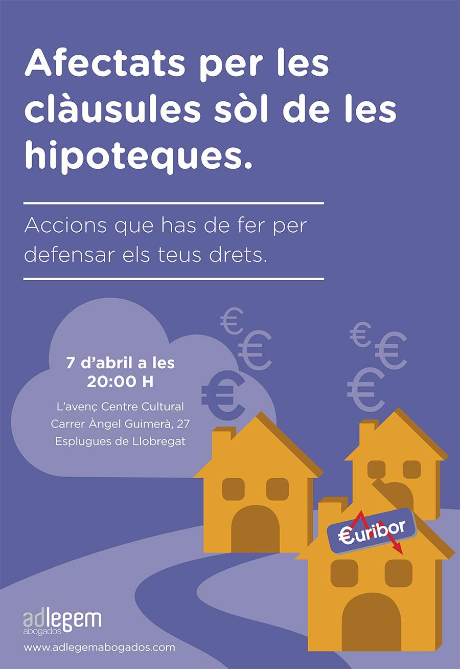 C mo eliminar la cl usula suelo de la hipoteca adlegem for Contrato privado para eliminar clausula suelo